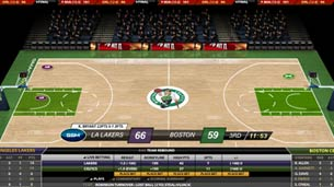 Basketball GameCast